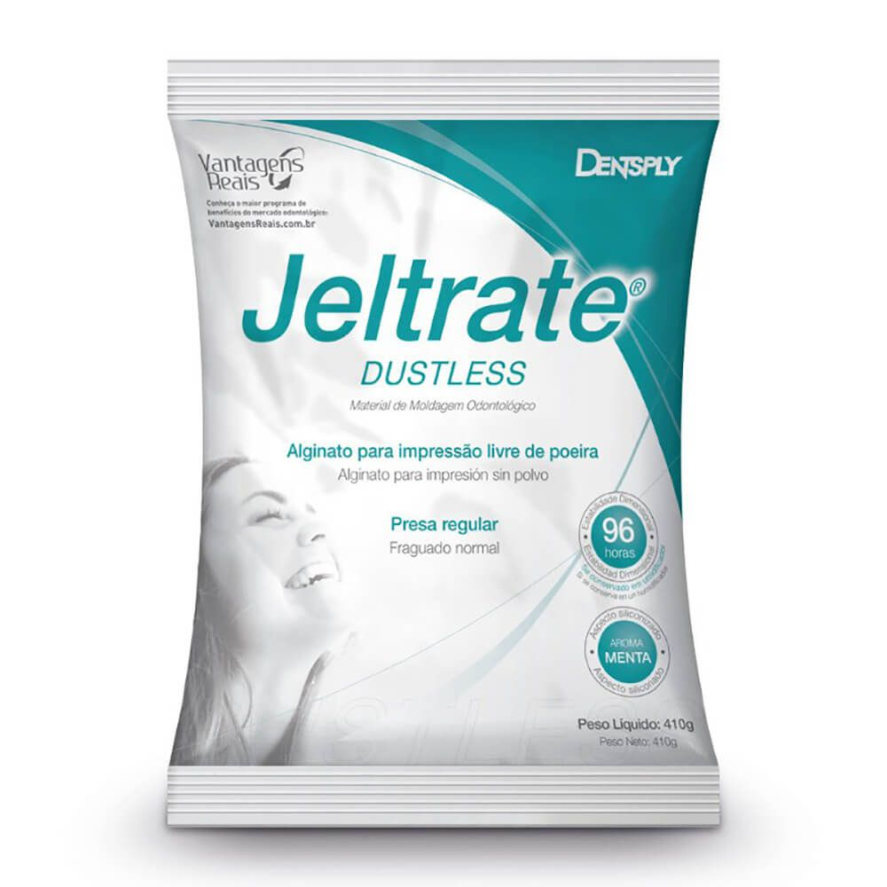 Alginato Jeltrate Regular Dustless - Dentsply