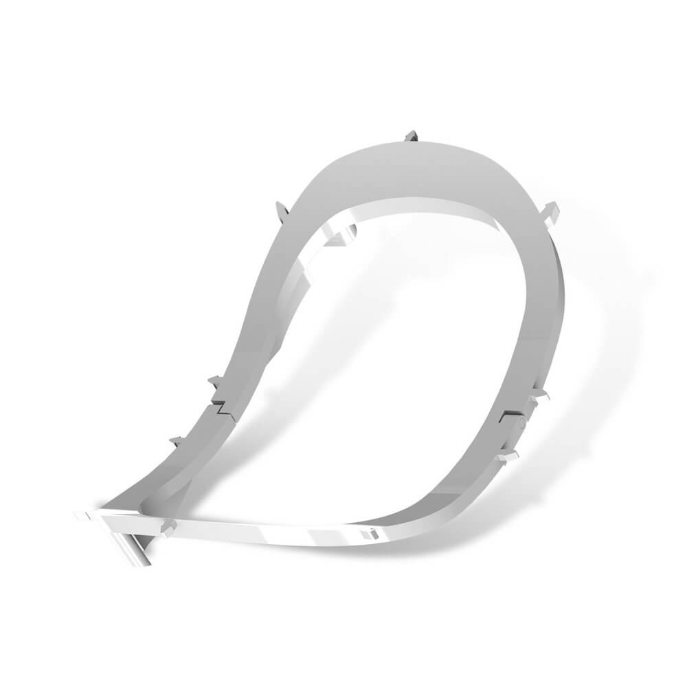 Arco Ostby Dobrável para Isolamento - Indusbello