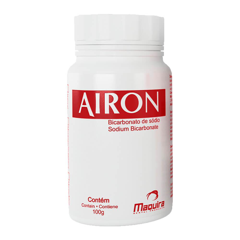 Bicarbonato de Sódio Airon Frasco - Maquira