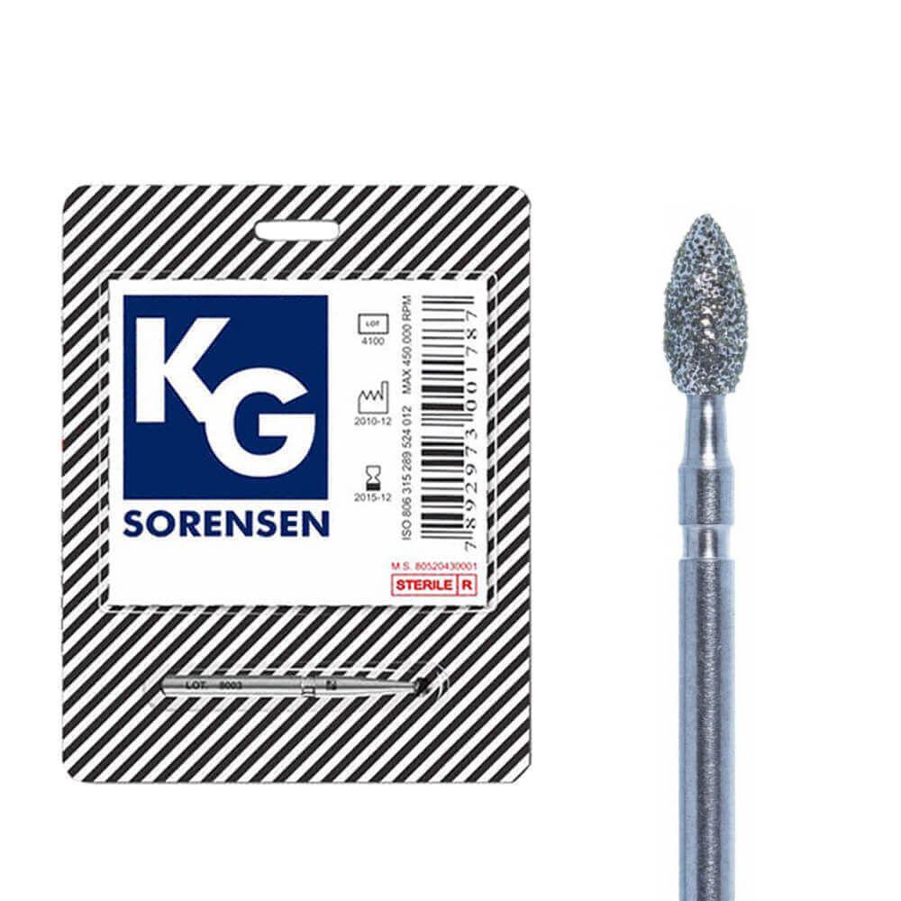 Broca Diamantada FG Chama - KG Sorensen