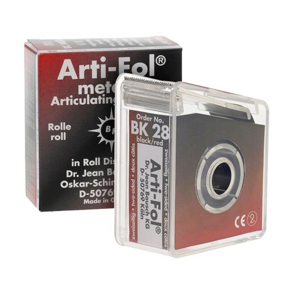 Carbono em Filme para Articulação Arti-Fol BK 28 - Bausch