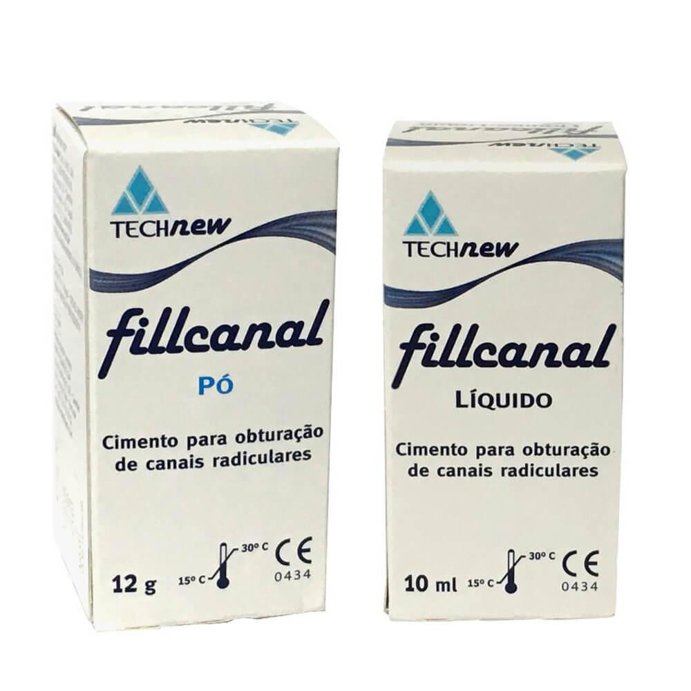Cimento Endodôntico Fillcanal - Technew