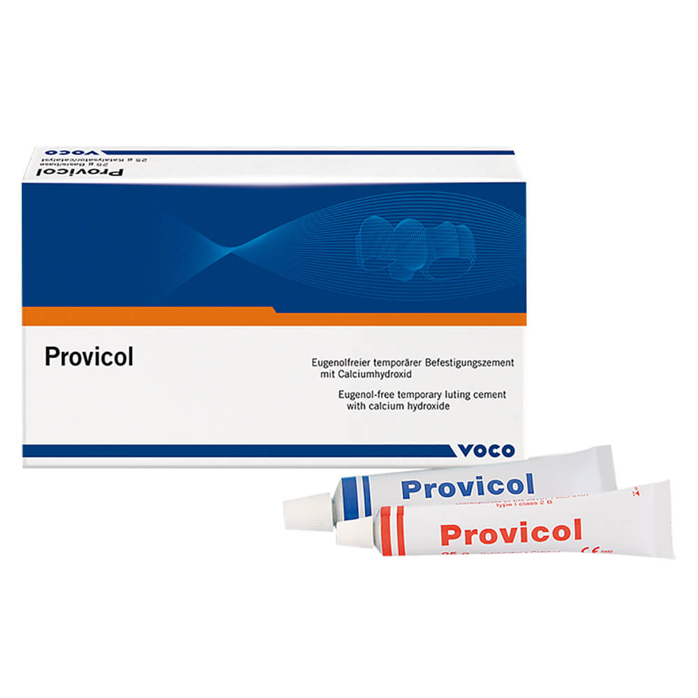 Cimento Provisório Provicol - Voco