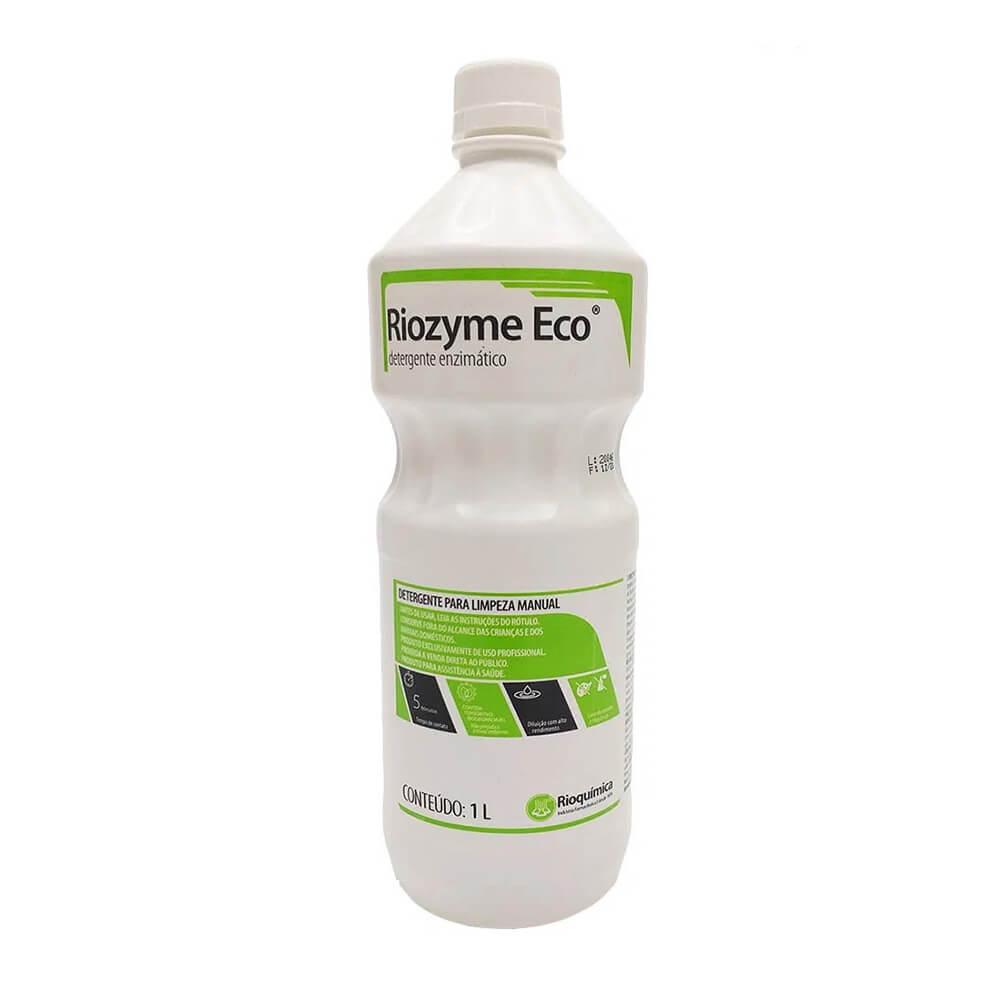 Detergente Enzimático Riozyme Eco - Rioquimica