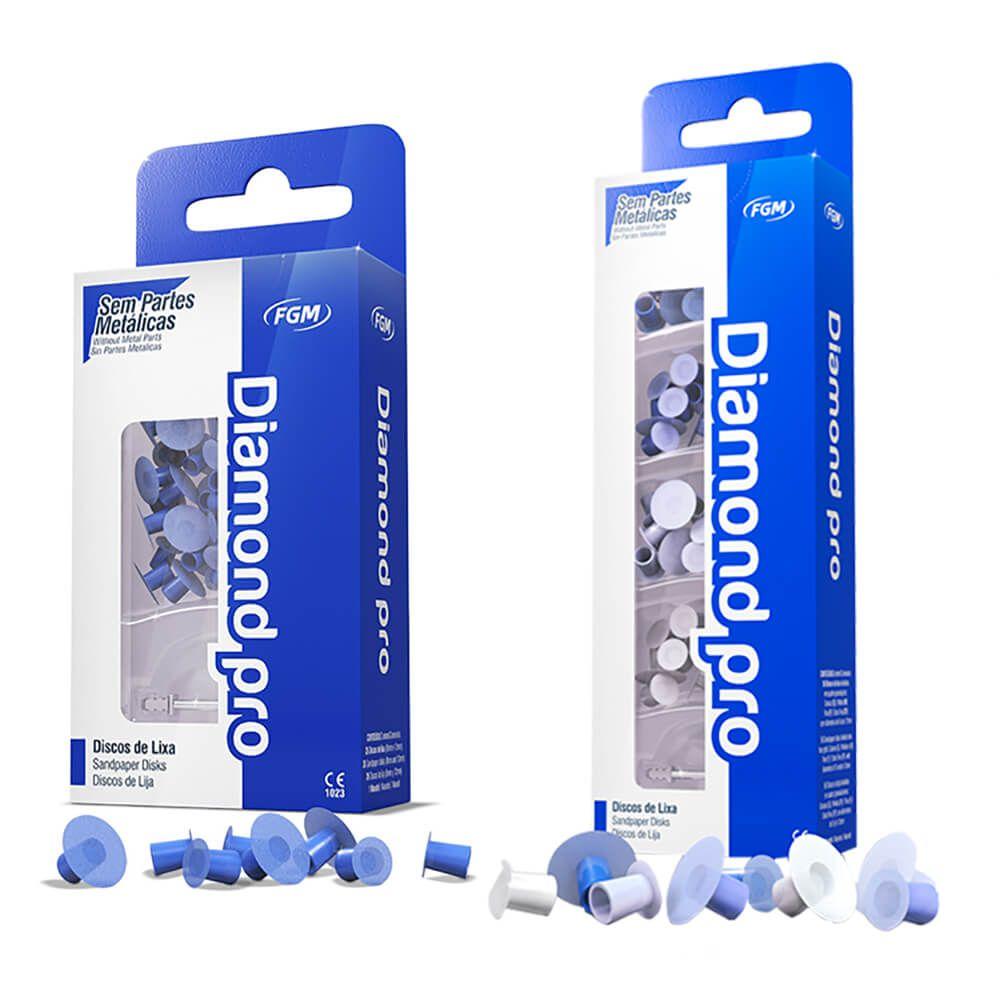 Disco de Lixa para Polimento Diamond Pro - FGM