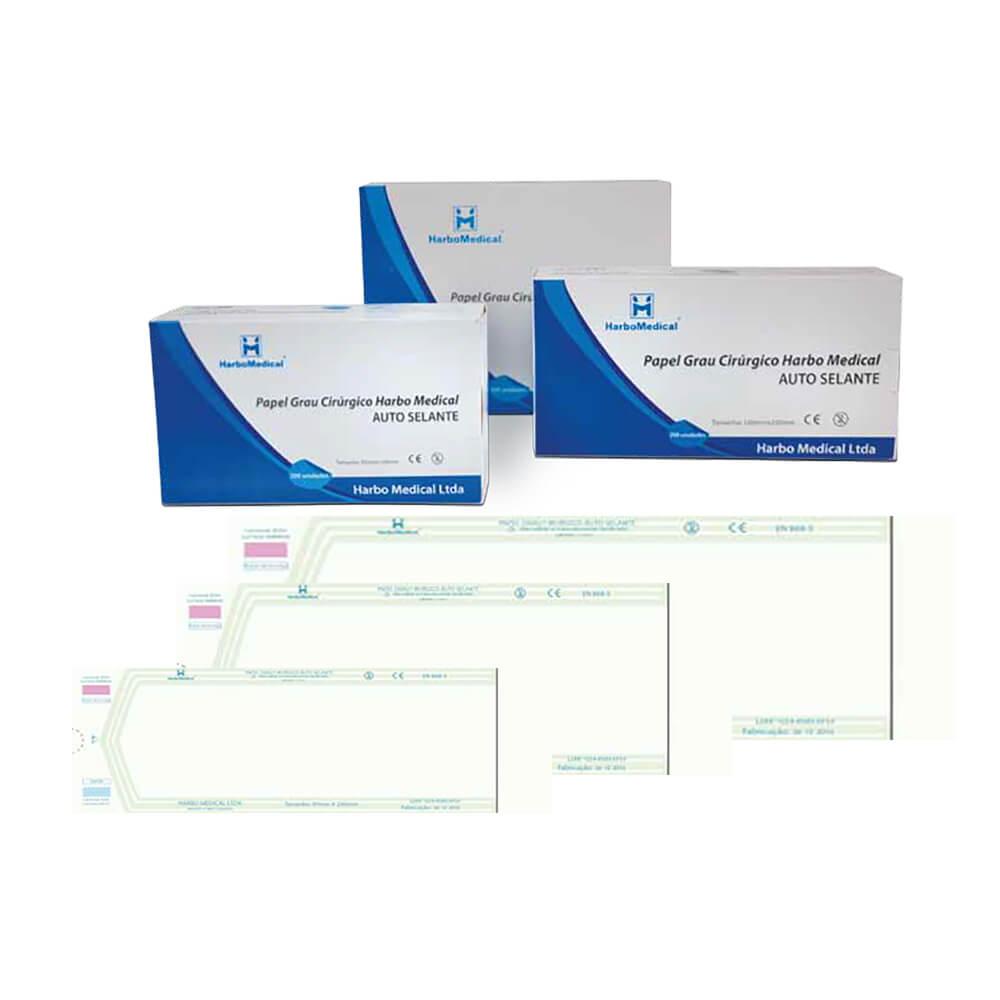 Envelopes p/ Esterilização - Harbo