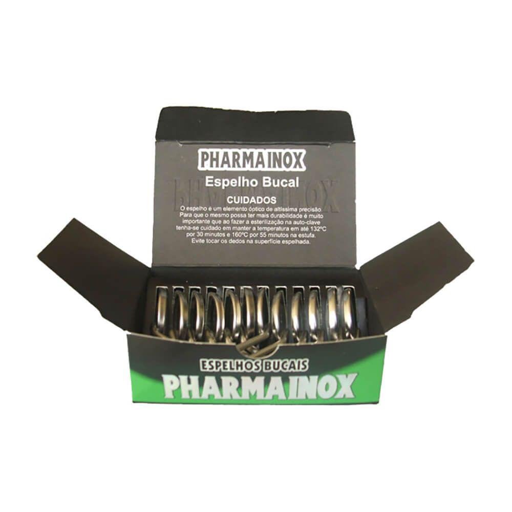 Espelho Bucal - Pharmainox