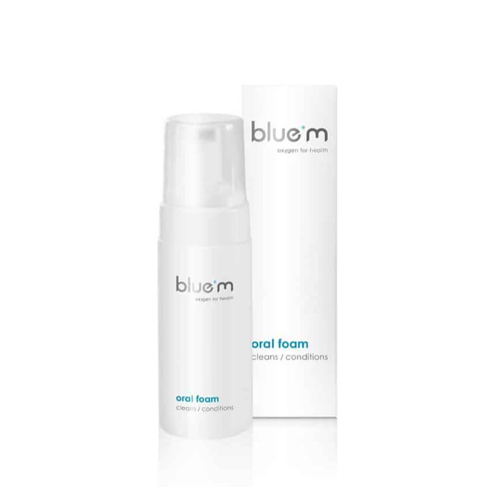 Espuma Oral com Oxigênio - BlueM