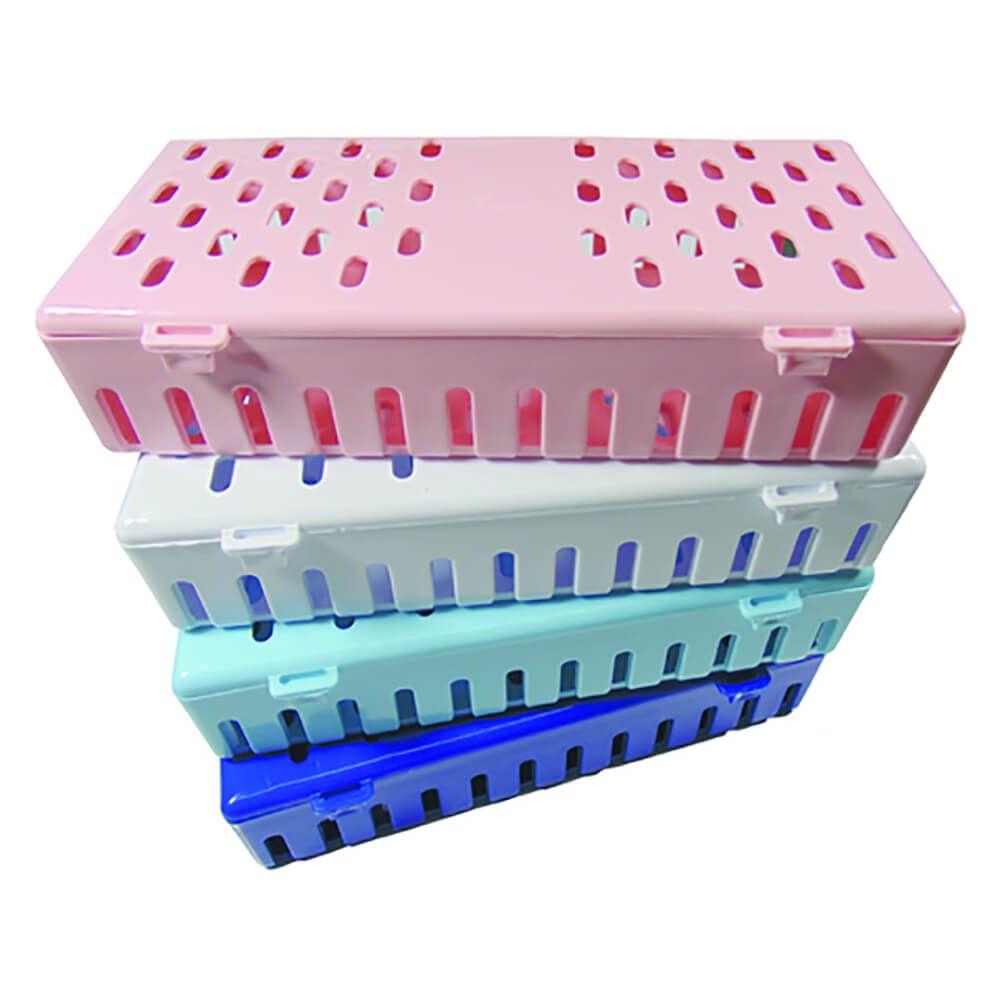 Estojo Plástico para Esterilização Steribox 3 - Prisma