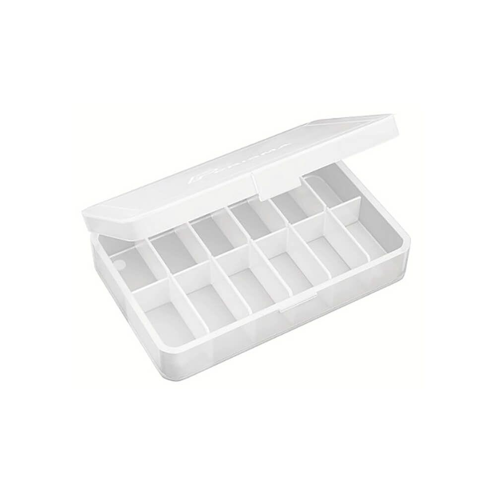 Estojo Plástico Pequeno para Esterilização 12 Divisões - Prisma