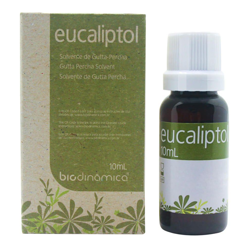 Eucaliptol - Biodinâmica