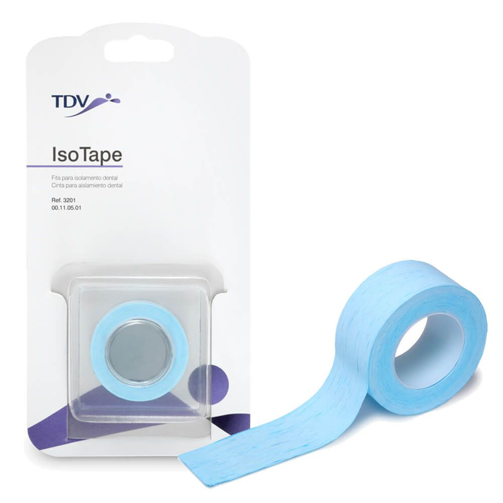 Fita para Isolamento Dental Iso Tape - TDV