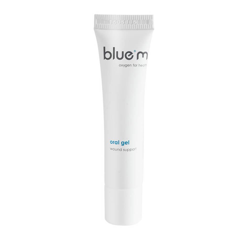 Gel Oral c/ Oxigênio - BlueM