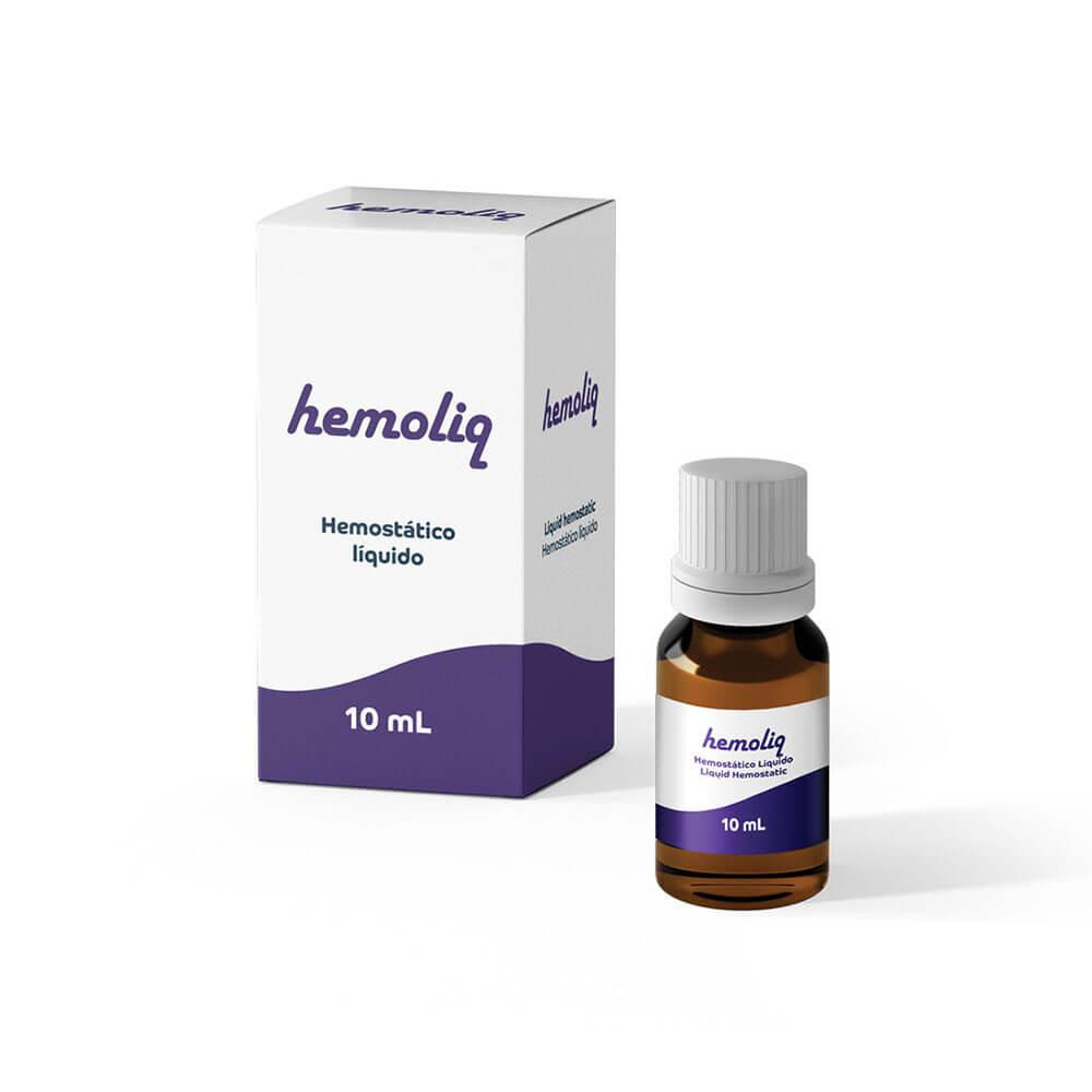 Hemostático Líquido Hemoliq - Maquira