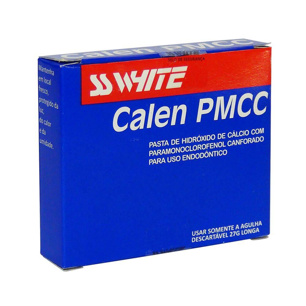 Hidróxido de Cálcio Calen PMCC - SS White