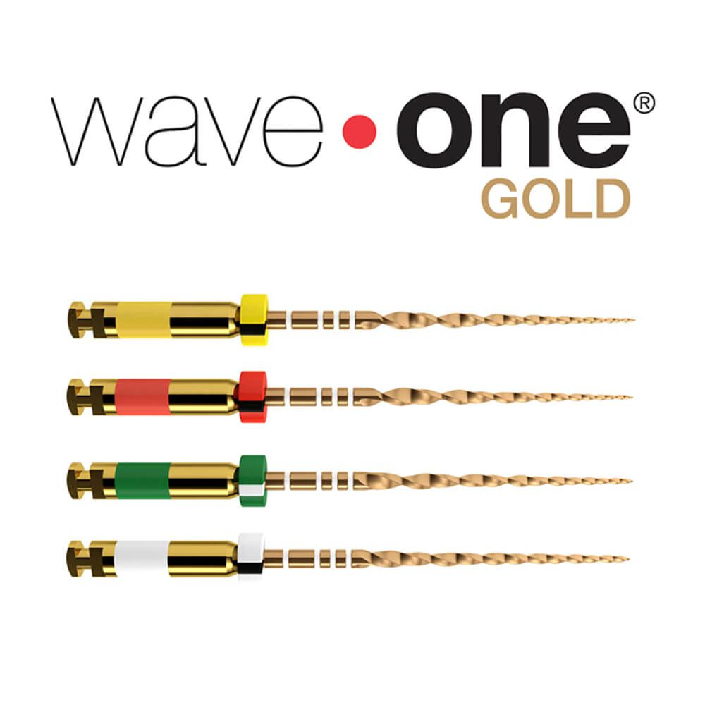 Lima Reciprocante Wave One Gold Maillefer - Dentsply