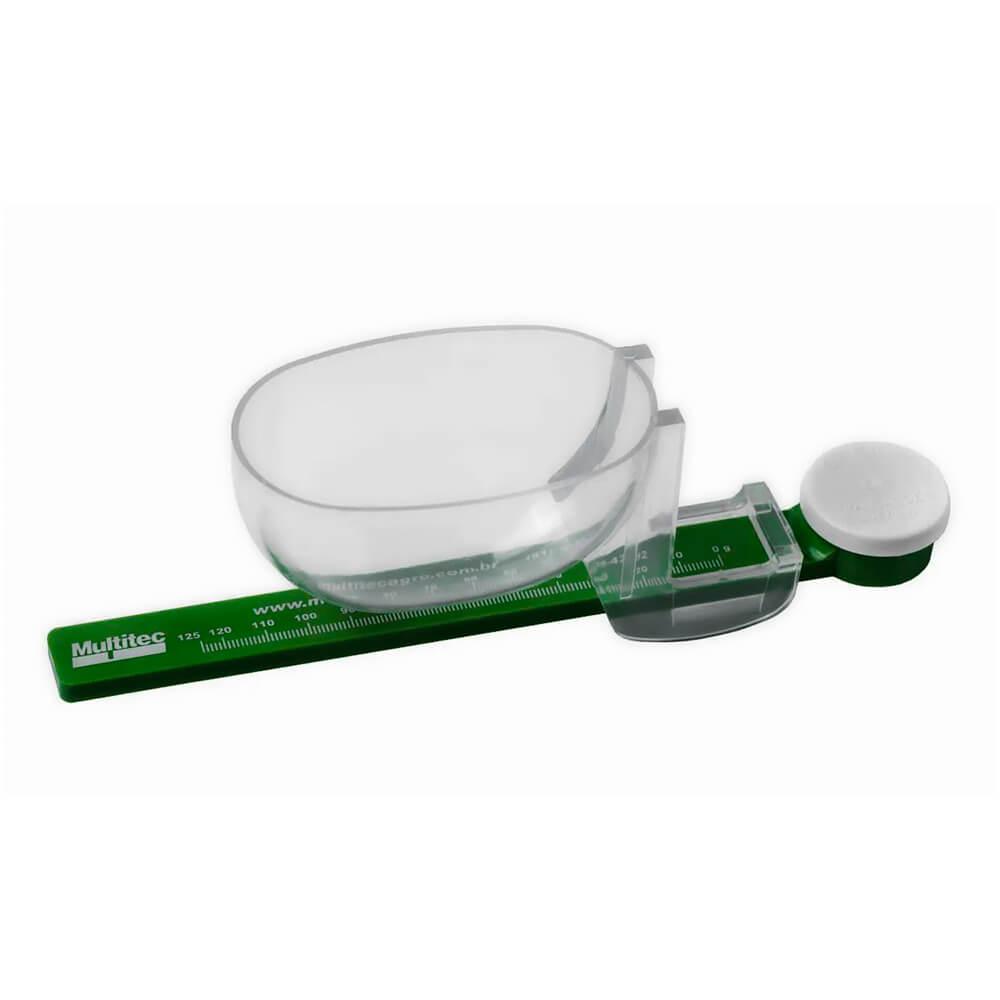 Mini Balança Plástica 125g - Multitec
