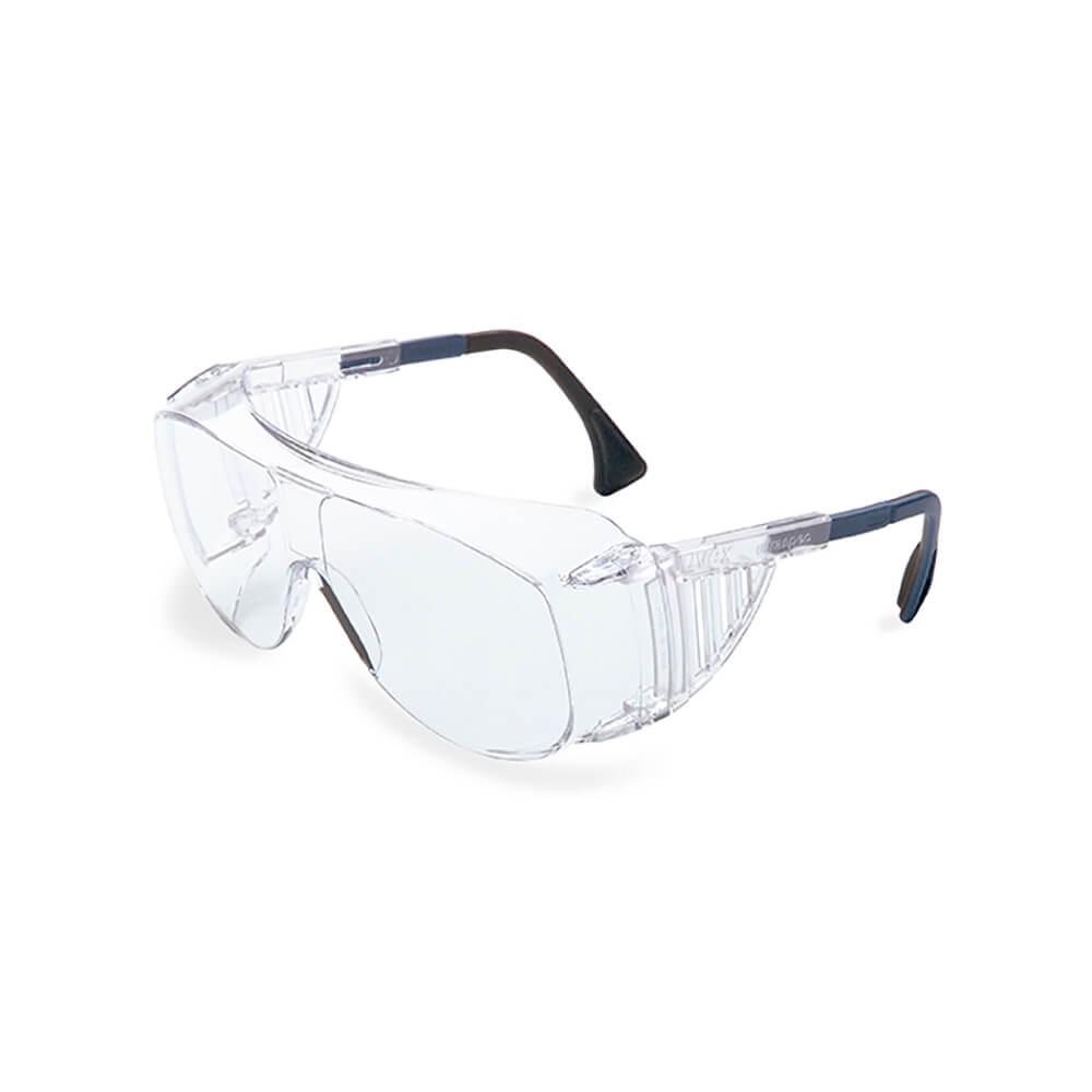 Óculos de Proteção Incolor Anti-Embaçante de Sobreposição Ultra-Spec 2001 S0112C-BR - Uvex