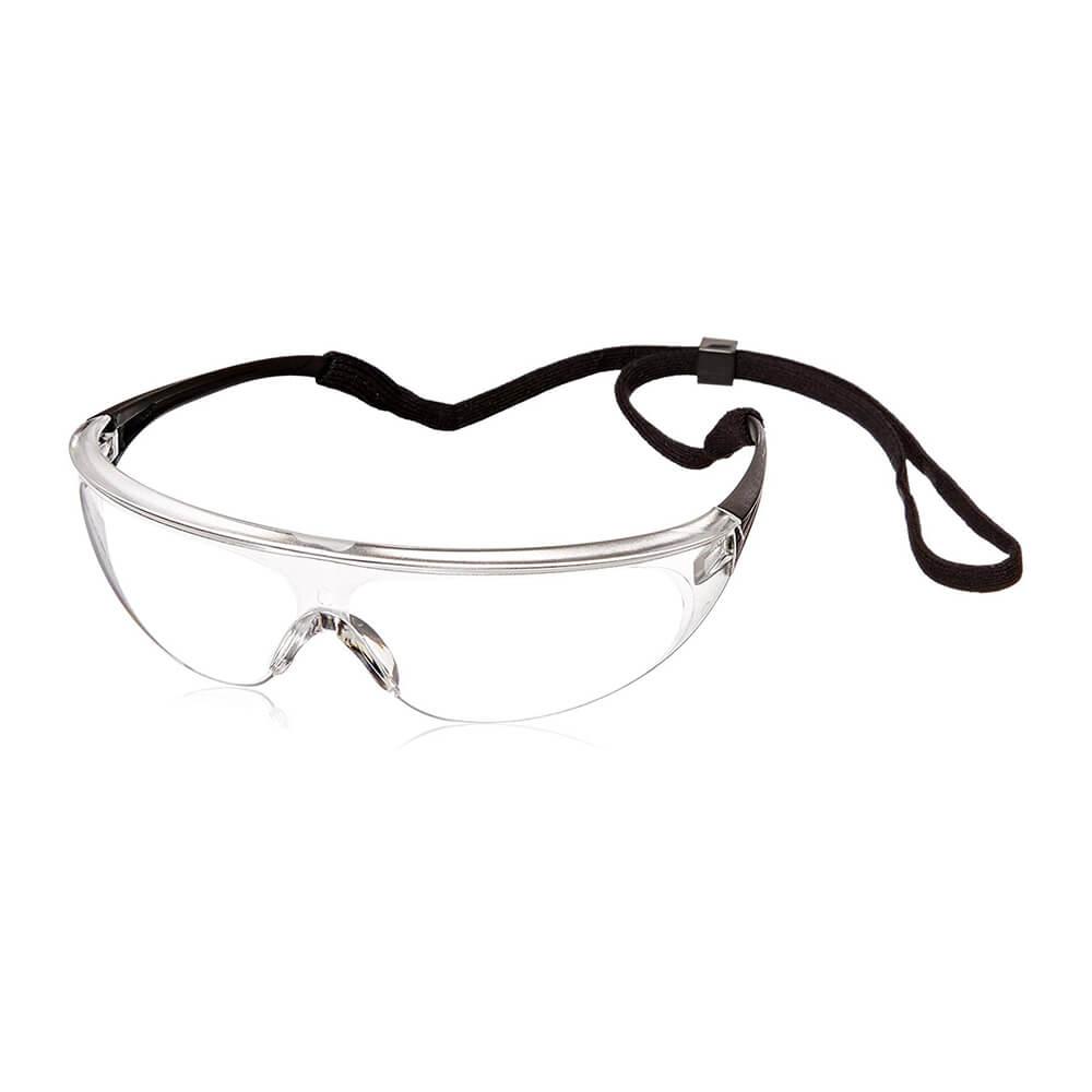 Óculos de Proteção Incolor Anti-Embaçante Millennia Sport - Uvex