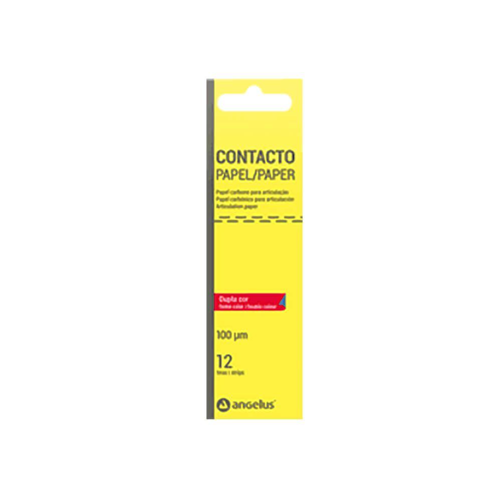 Papel Carbono Articulado Contacto - Angelus