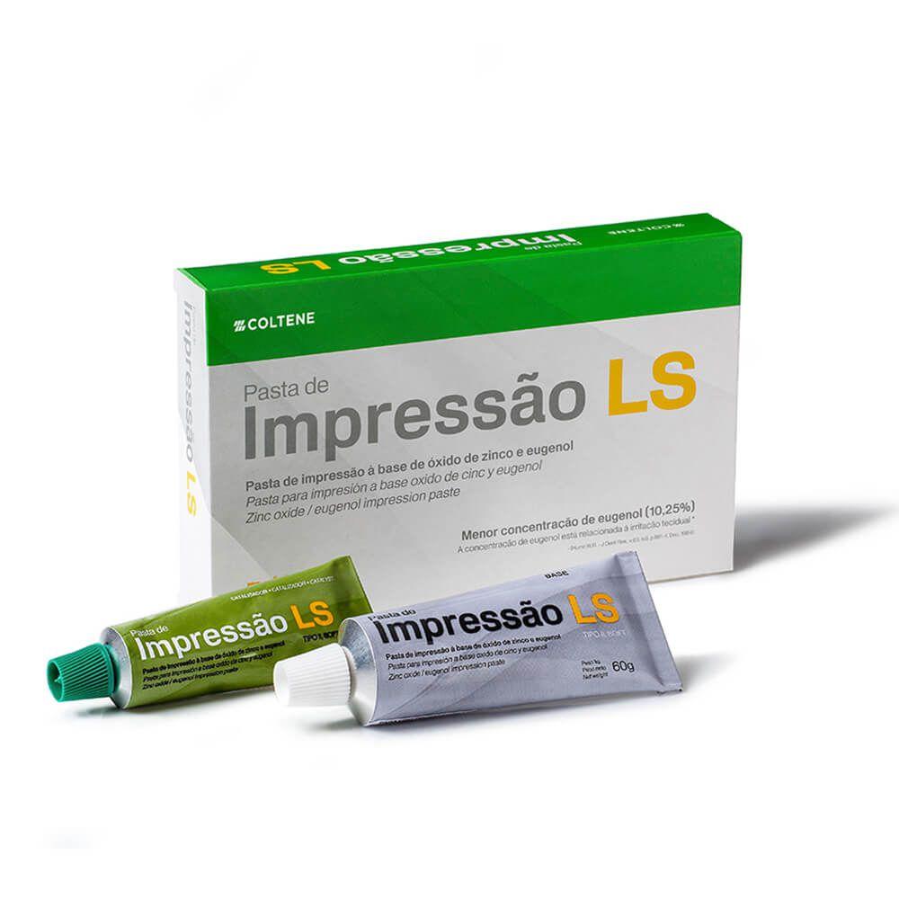 Pasta Zinco-Enólica para Impressão LS - Coltene
