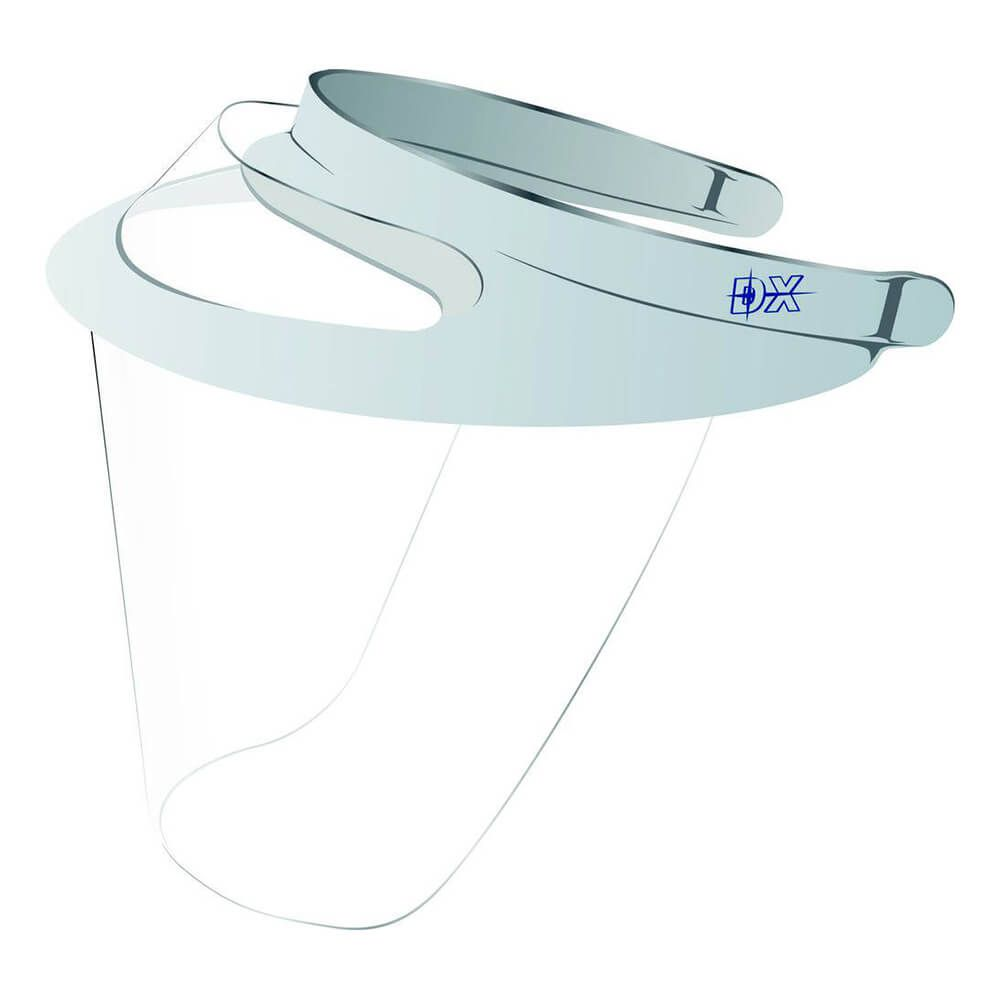 Protetor Facial DX 500 - Face Shield (Viseira) - DX