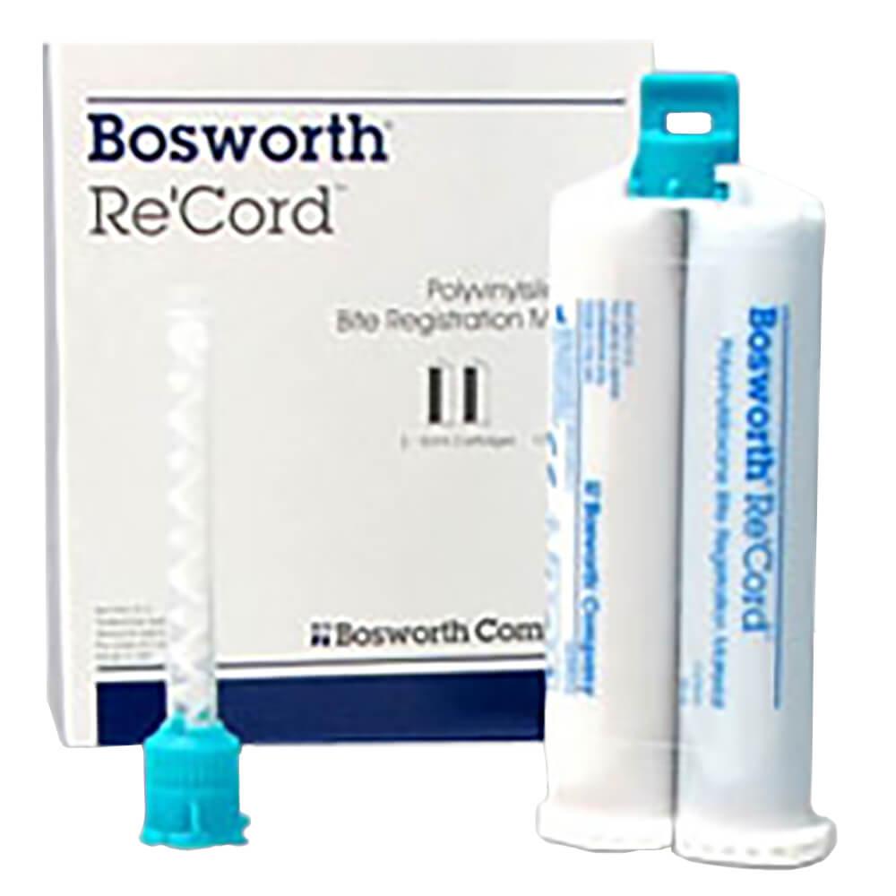 Registro Oclusal Re'Cord - Bosworth