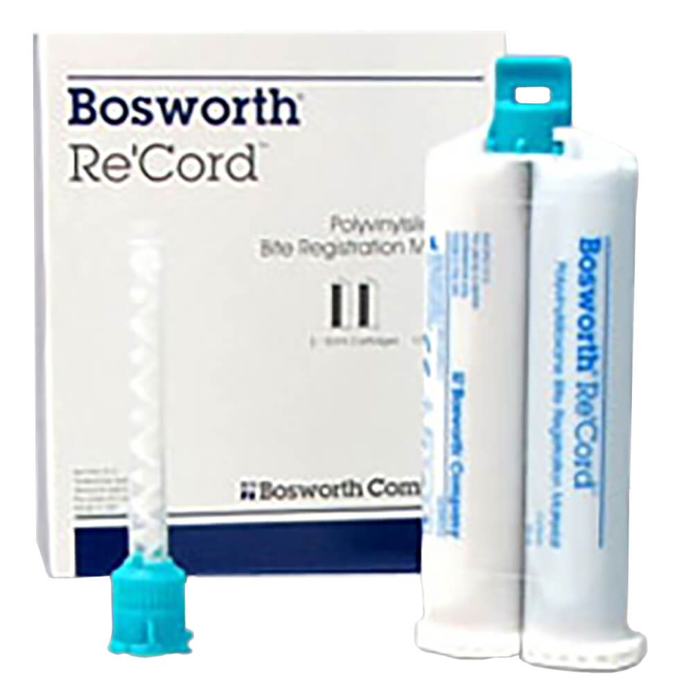 Registro Oclusal Re'Cord - Bosworth
