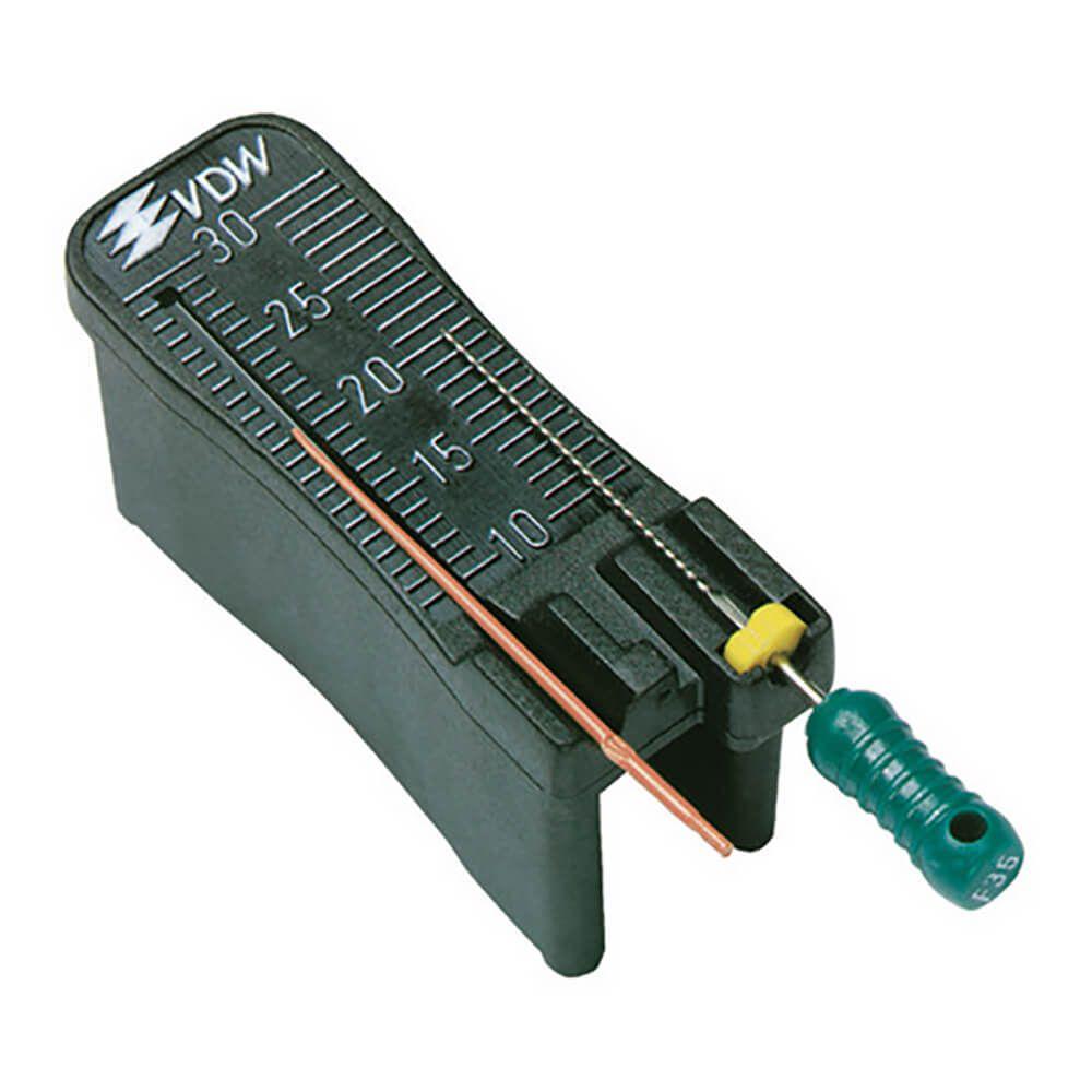 Régua Endodôntica Calibradora Minifix - VDW