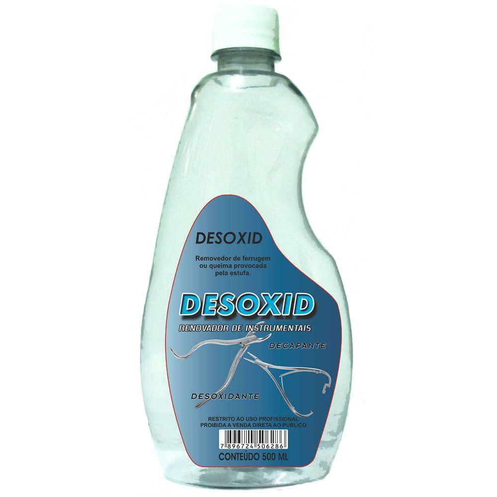 Renovador de Instrumentais 500ml - Desoxid