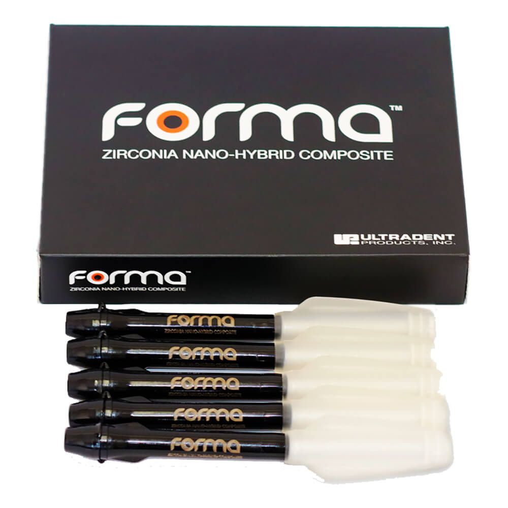 Resina Forma Kit com 5 Seringas - Ultradent