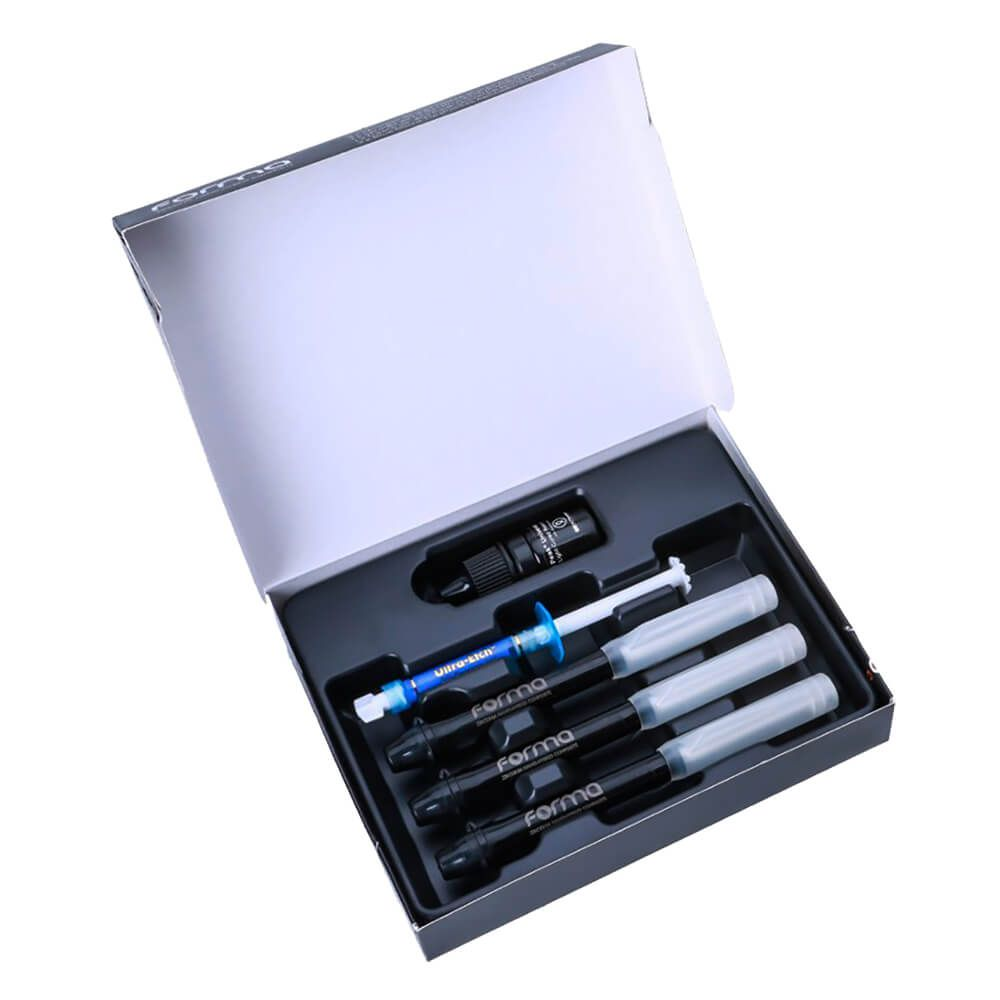 Resina Forma Kit One Step Composite 3 Seringas - Ultradent