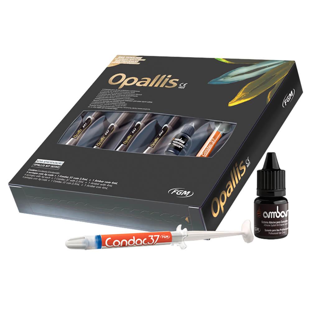 Resina Opallis Kit Intro - FGM