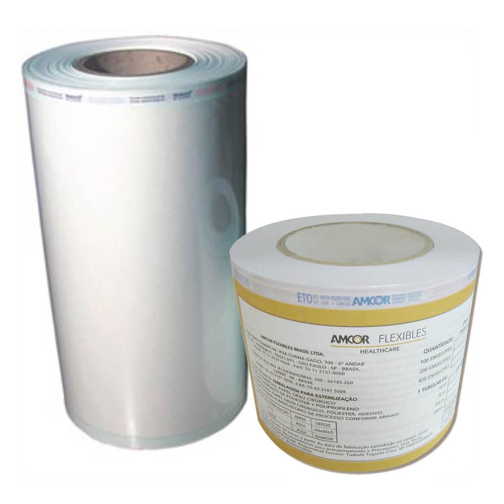 Rolos p/ Esterilização - Amcor