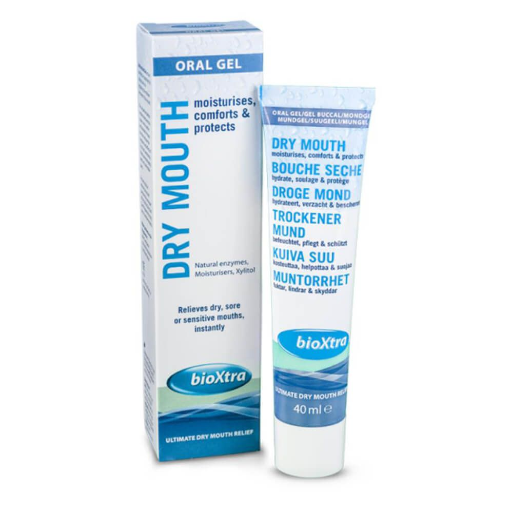 Saliva Artificial para Boca Seca Gel Oral - Bioxtra