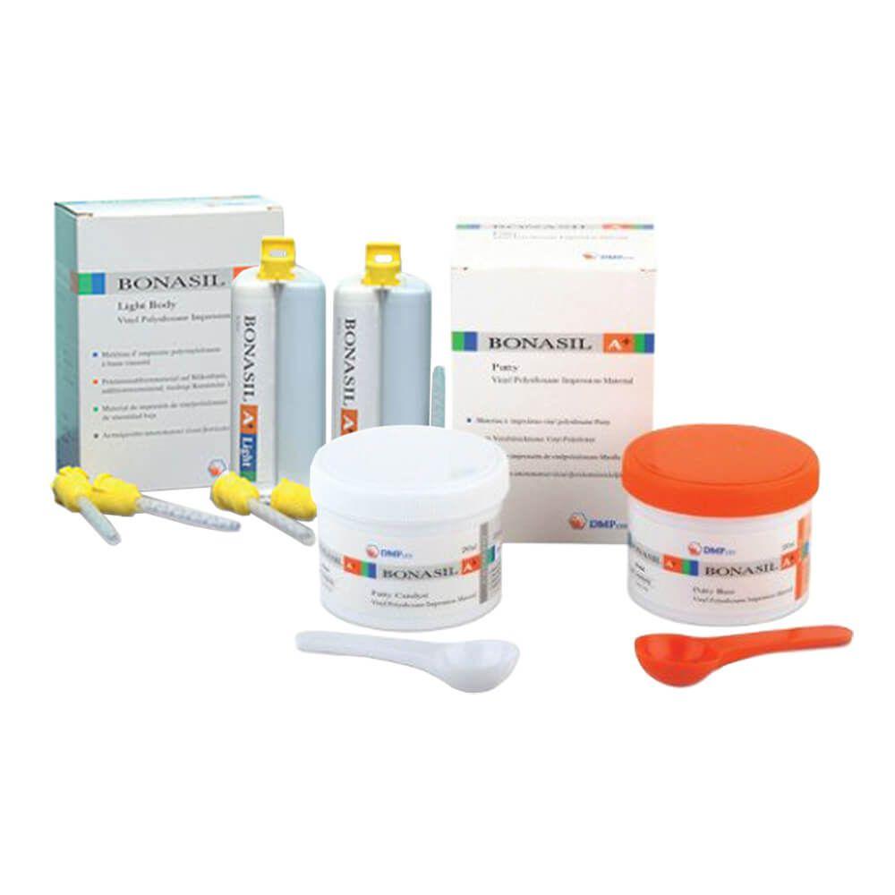 Silicone de Adição Bonasil A+ - DMP