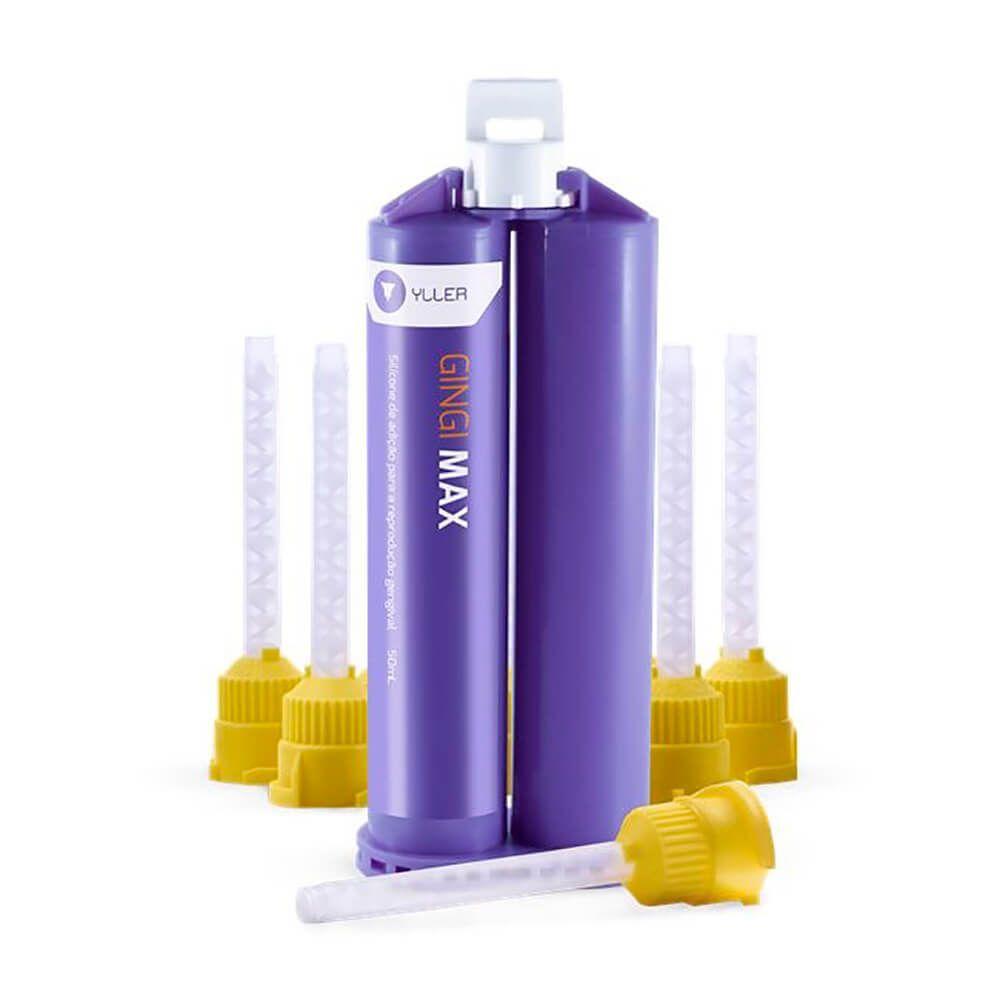 Silicone de Adição (Gengiva Artificial) Gingimax - Yller