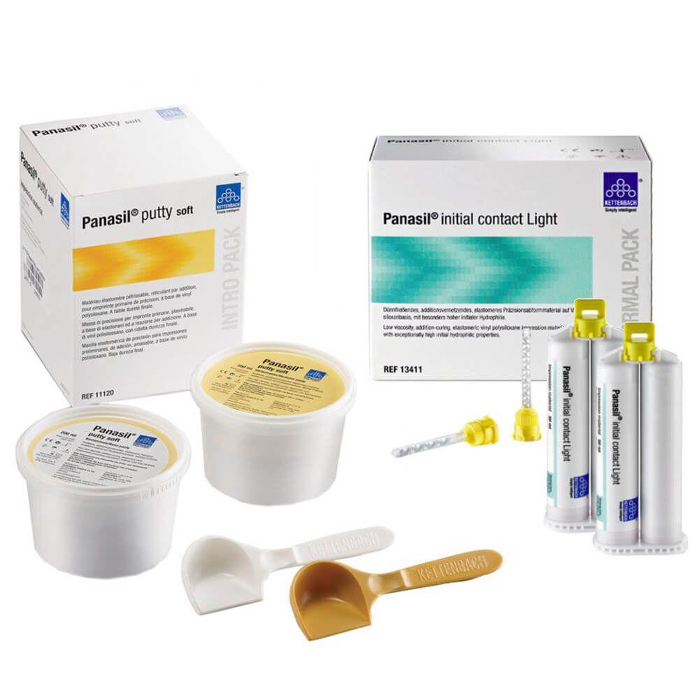 Silicone de Adição Panasil - Ultradent