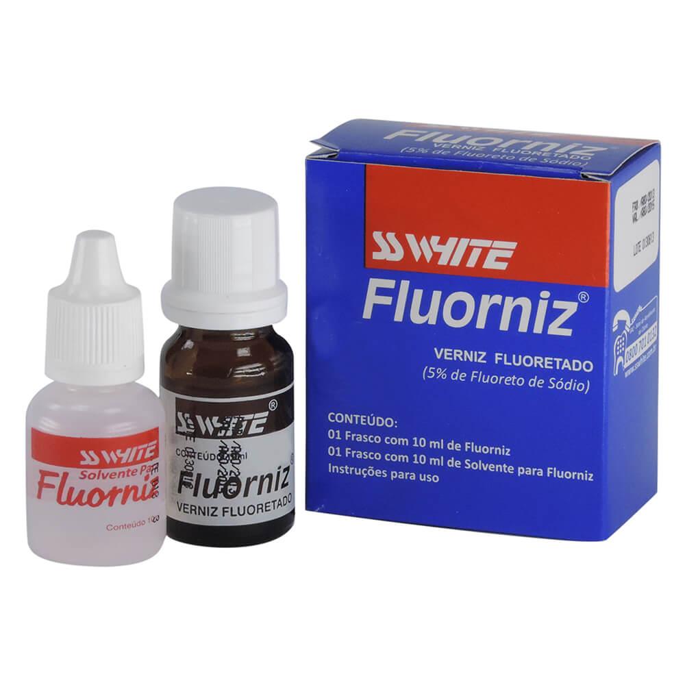 Verniz de Flúor Dessensibilizante Fluorniz - SS White
