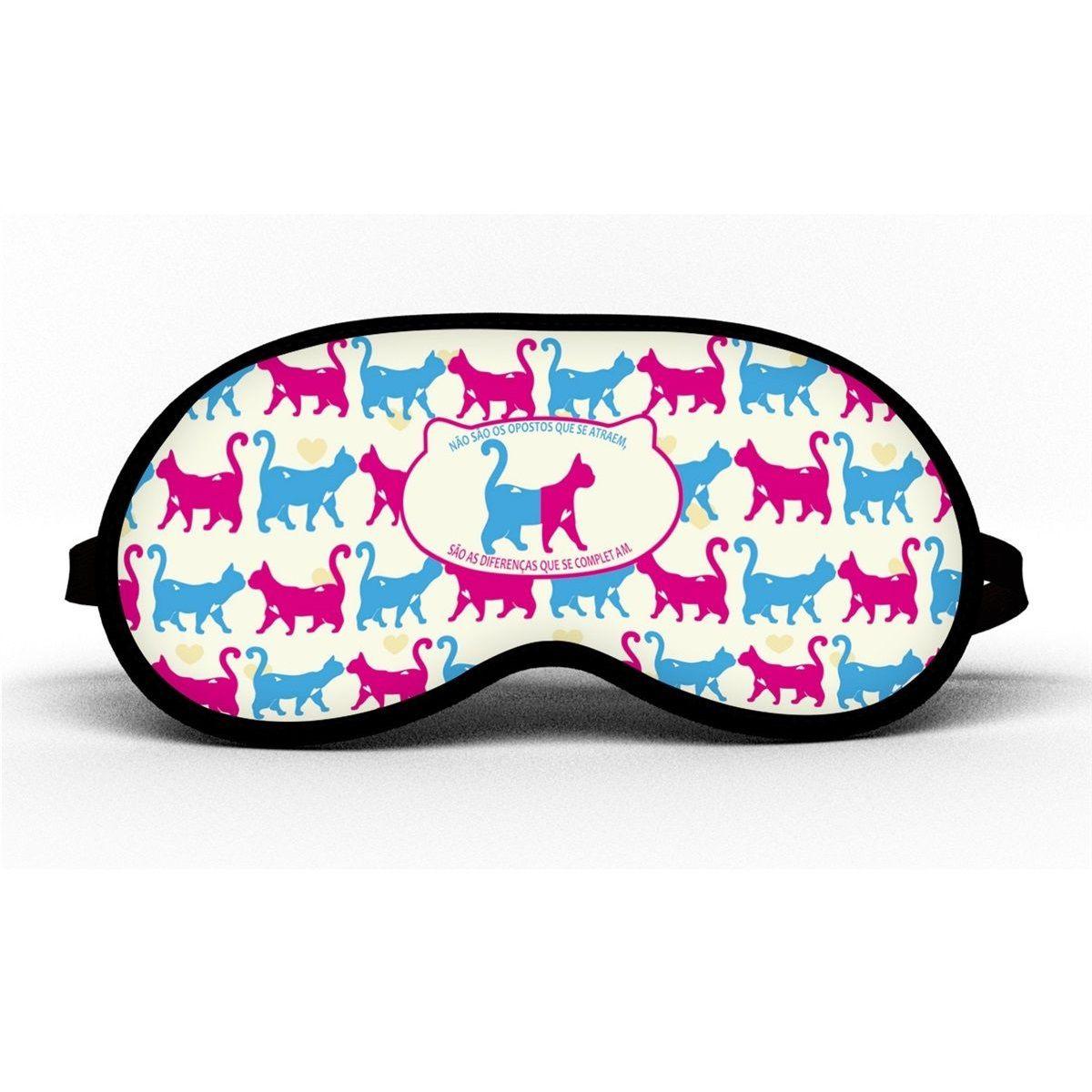 Máscara de Dormir Cats