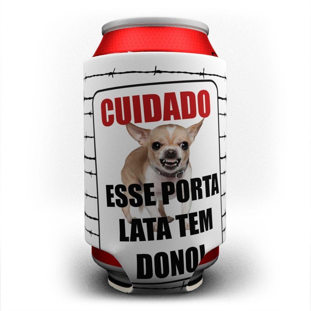 Porta Latas Dog