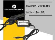 AU 02(19-P4) - Conversor DC/DC de 24V para 19V-5A