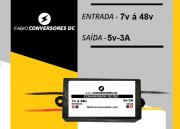 AU 03 - Conversor DC/DC de 48V para 5V-3A