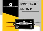 AU 13 - Conversor DC/DC 12V para 24V-1A