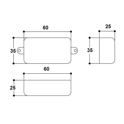 AU 19c  - Conversor DC/DC 12 ou 24V para 5V-3A conector tipo C