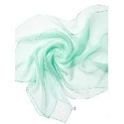 Echarpe Chiffon Colorida 180X55cm - Calcedone