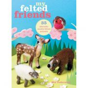 Livro ´My Felted Friends´