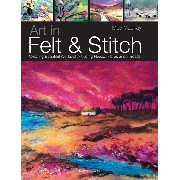Livro ´Art in Felt & Sitch´