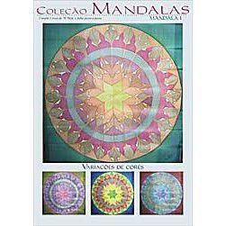 Risco ampliado Mandala 1