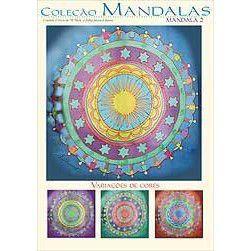 Risco ampliado Mandala 2